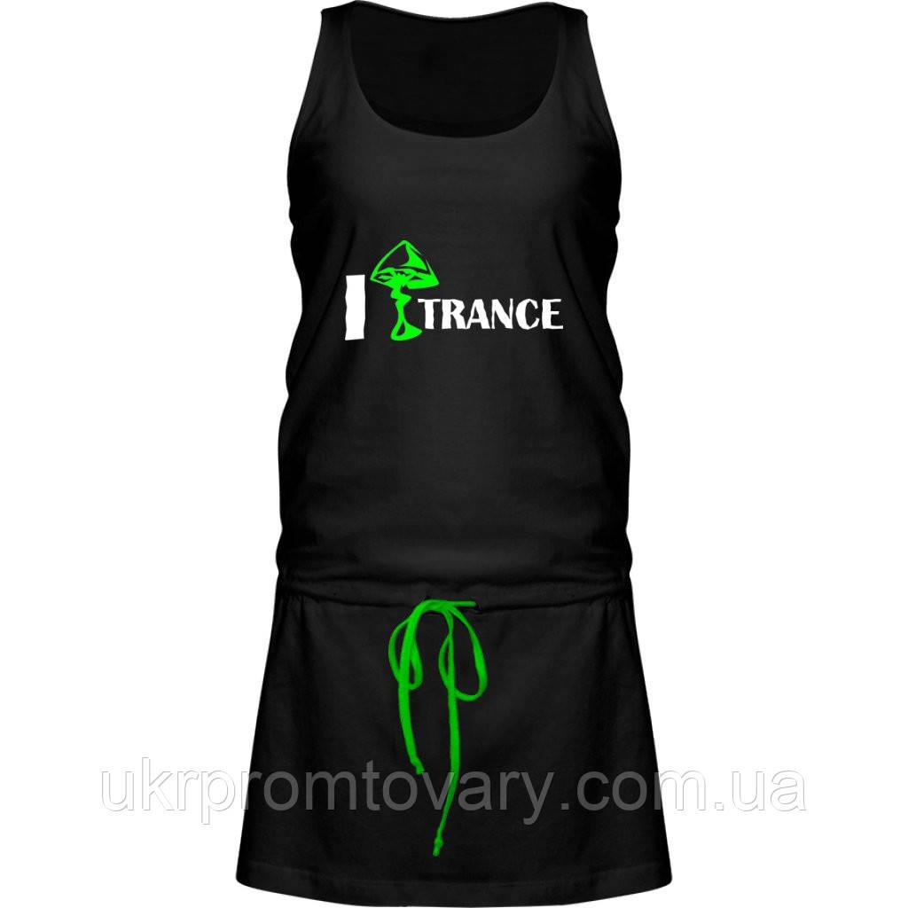 Платье - Транс грибов, отличный подарок купить со скидкой, недорого