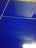 Плитка облицовочная моноколор Orly BL 200*200 синяя