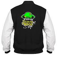 Куртка - бомбер - Massive, отличный подарок купить со скидкой, недорого