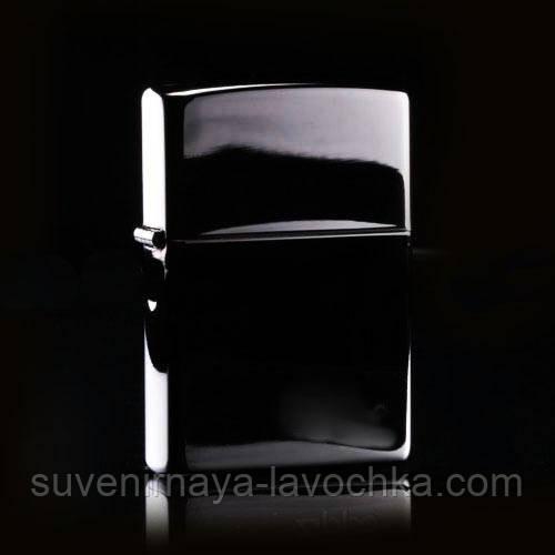 Черный лед бензиновая зажигалка