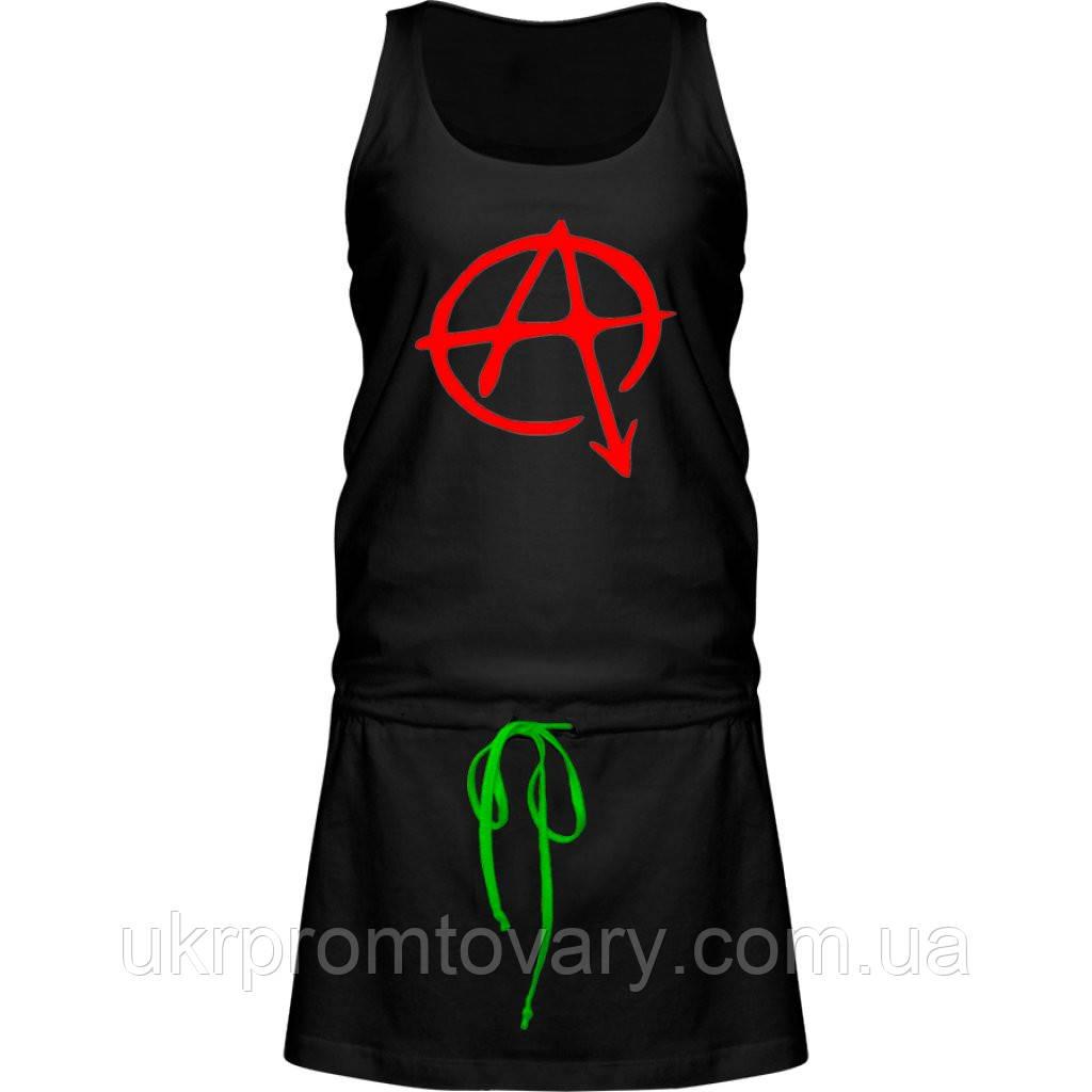 Платье - Anarchy, отличный подарок купить со скидкой, недорого