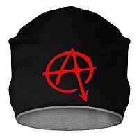 Шапка - Anarchy, отличный подарок купить со скидкой, недорого