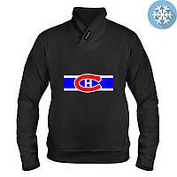 Толстовка утепленная - Montreal Canadiens, отличный подарок купить со скидкой, недорого