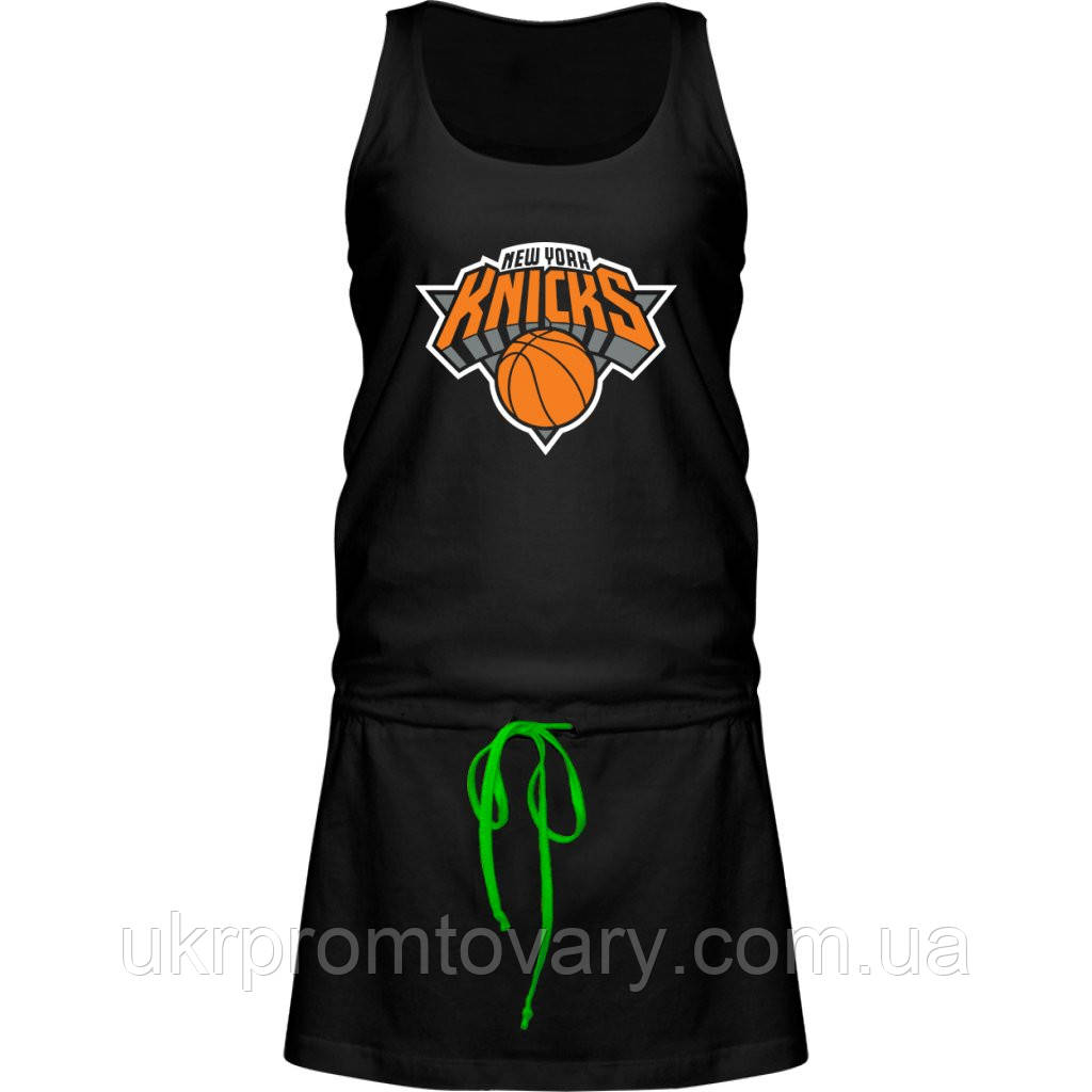 Платье - New York Knicks, отличный подарок купить со скидкой, недорого