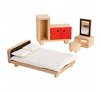 """Деревянная игрушка """"Спальня"""", PlanToys"""