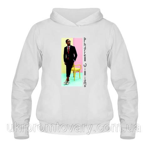 Кенгурушка - pharrell williams GQ, отличный подарок купить со скидкой, недорого, фото 2