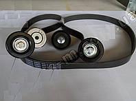 Ремонтный комплект ГРМ Газель NEXT,Бизнес дв.Cummins ISF 2.8 (ремень8PK2155+ролики,натяжной мех.) (пр-во CHN)
