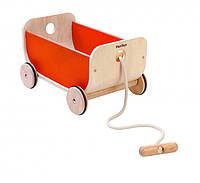 """Деревянная игрушка """"Вагон"""", Plan Toys"""