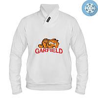 Толстовка утепленная - Garfield, отличный подарок купить со скидкой, недорого