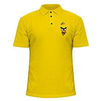 Мужская футболка Поло - Angry birds, отличный подарок купить со скидкой, недорого