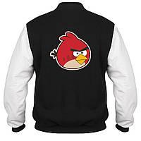 Куртка - бомбер - Angry birds Red Bird, отличный подарок купить со скидкой, недорого