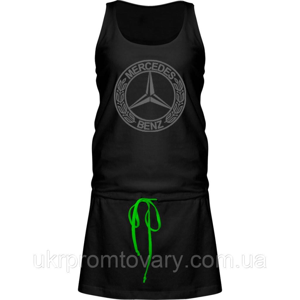 Платье - Mercedes Benz, отличный подарок купить со скидкой, недорого