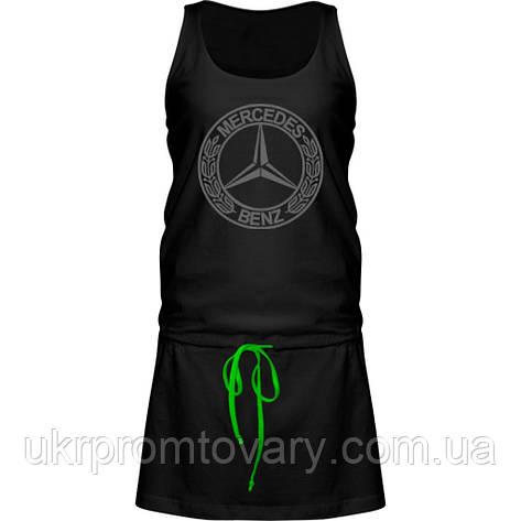 Платье - Mercedes Benz, отличный подарок купить со скидкой, недорого, фото 2