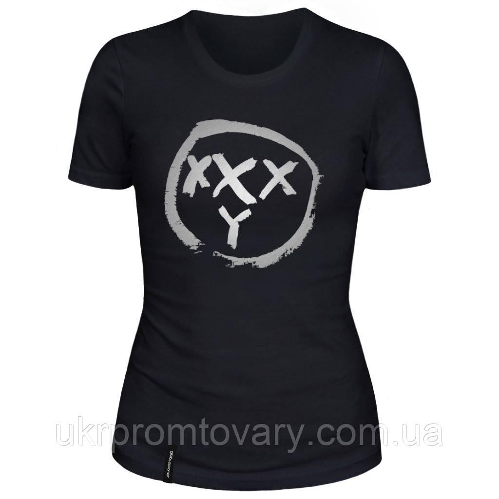 Женская футболка - Oxxxymiron 28abfc8c08635
