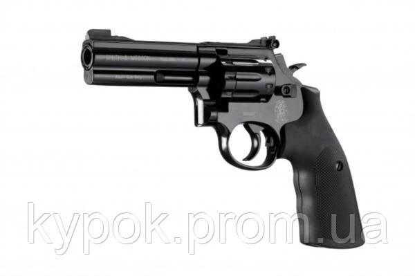 Пневматическийпистолет Umarex Smith and Wesson 586 4
