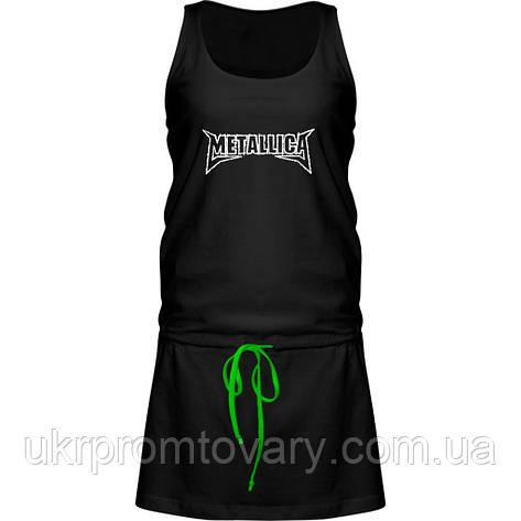 Платье - Metallica, отличный подарок купить со скидкой, недорого, фото 2