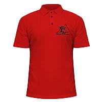 Мужская футболка Поло - Counter Strike, отличный подарок купить со скидкой, недорого