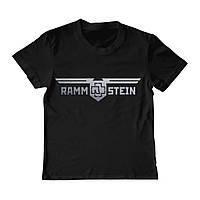 Футболка детская - Rammstein 2, отличный подарок купить со скидкой, недорого
