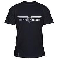 Мужская футболка - Rammstein 2, отличный подарок купить со скидкой, недорого