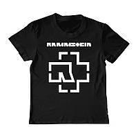 Футболка детская - Rammstein, отличный подарок купить со скидкой, недорого