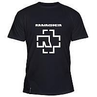 Мужская футболка - Rammstein, отличный подарок купить со скидкой, недорого