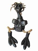 Ворона Глянец Гаварецкая керамика (Гаварецкая глиняная посуда)