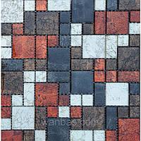 Mosaic Микс  стекло RM 01