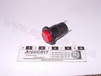 Кнопка выключателя массы ГАЗ, ЗИЛ, 21.3737-10  трактора, грузовой машины, тягача, эскаватора, спецтехники