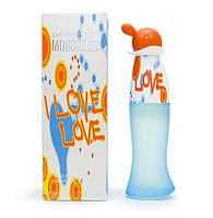Женская туалетная вода Moschino Cheap & Chic I Love Love (Москино Чип Энд Чик Ай Лав Лав)