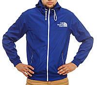 Ветровка The North Face, синяя магазин одежды
