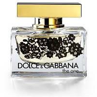 "Парфюмированная вода в тестере DOLCE&GABBANA ""The One Lace Edition "" 75 мл"