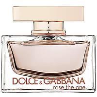 """Парфюмированная вода в тестере DOLCE&GABBANA """"The One Rose """" 75 мл для женщин"""