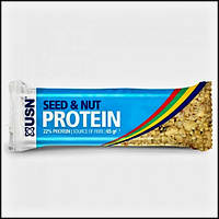 USN Nutrition Savoury Seed & Nut Protein Bar 65 г 1 шт