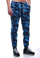Зимние штаны мужские Ястреб XS