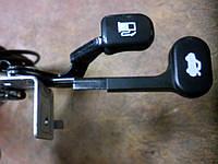 Блок тросиков багажника и лючка бензобака в сборе с рычажками и ручками на Ланос LANOS Sens GM# 96220202