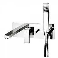 Встроенный смеситель для ванны из стены Paffoni Elle Италия