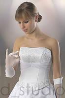 Свадебные платья с пышной фатиновой юбкой. Украина.