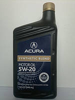 ACURA  5W-20 Synthetic Blend SN, фото 1
