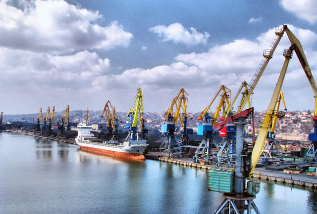 Мариупольский порт построит зерновой терминал