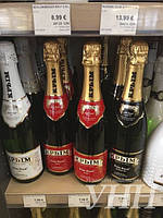 Санкции не помеха: крымское шампанское в магазинах ЕС (ФОТО)