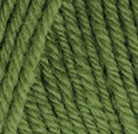 Пряжа, нитки для вязания Харизма ( Charisma) YarnArt 100 гр., 200 м, шерсть 80%, зелений 098