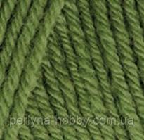 Пряжа Харизма ( Charisma) YarnArt 100 гр., 200 м, зелений 098