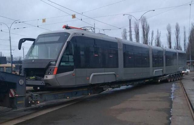 2017 год в Киеве станет «Годом трамвая»