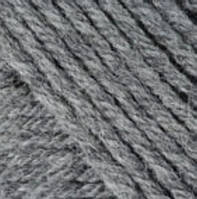 Пряжа , нитки для вязания Харизма ( Charisma) YarnArt 100 гр., 200 м, шерсть 80%, темно-сірий 179