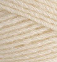 Пряжа Харизма ( Charisma) YarnArt 100 гр., 200 м, молочний 502
