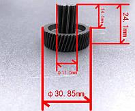Шестерня малая d=12/31mm. для мясорубки Moulinex MS-4775533.