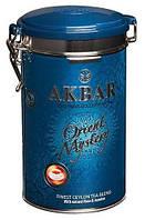 Чай Акbаr Orient Mystery 200 гр.жестяная банка
