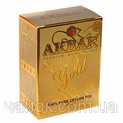 Чай Акbаr Gold 100 гр