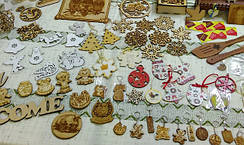 Деревянные заготовки для декупажа, росписи, декора, подарков