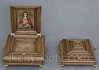 Ковчеги ручной работы деревянные для частиц Святых мощей., фото 5
